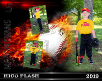 Mason 8x10 Photo Collage