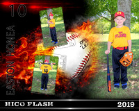 Easton 8x10 Photo Collage